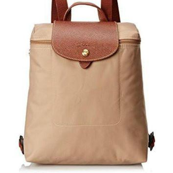 PEAPGE2 Beauty Ticks Longchamp Le Pliage Backpack