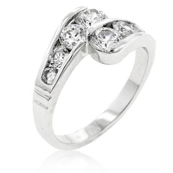 Timeless Curve Ring