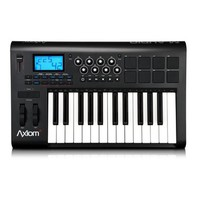 M-Audio Axiom 25 2nd Generation Advanced 25-Key Semi-Weighted USB MIDI Controller