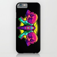 Death's Ahead - Wild iPhone & iPod Case by Artistic Dyslexia | Society6