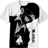 Kaneki-kun Tokyo Ghoul created by A PAOM Designer | Print All Over Me