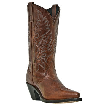 Laredo Women's Madison Boot - Burnt Orange