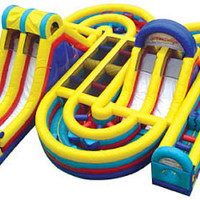 Inflatable Obstacle Course Rentals - Rent Inflatable Obstacle Courses in Phoenix, AZ