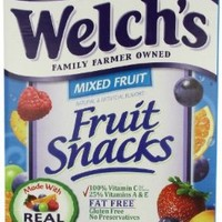 Welch's Fruit Snacks, Mixed, 3.7 Pound:Amazon:Grocery & Gourmet Food