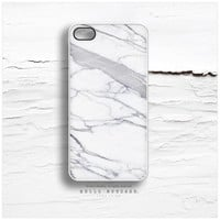 iPhone 6 Case Marble, iPhone 5C Case Granite Print, TOUGH iPhone 5s Case Marble, White Marble iPhone 4 Case, iPhone Case, iPhone Cover T84