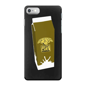 9. fight milk 002 iPhone 7 Shell Case