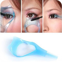 Hot Deal Hot Sale Sexy Thick Long Beauty Tools Make-up Tools Crystal 3 In 1 False Eyelashes [6532480583]