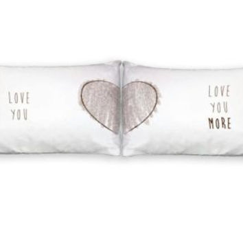 Faceplant Pillowcases (Love You, Love You More)
