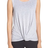 Zella 'Twist & Breathe' Tank | Nordstrom