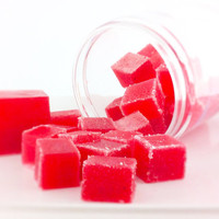 Love Spell Sugar Scrub Cubes - 4 oz Jar