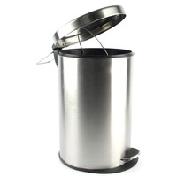 Blackberry Overseas Heavy Duty 15 Litre Foot Operated Dustbin