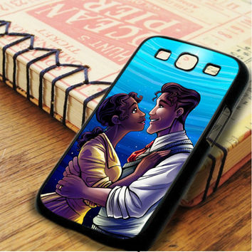 Tiana And Naveen Disney Princess Samsung Galaxy S3 Case
