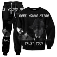 Young Metro New Jack City Tracksuit
