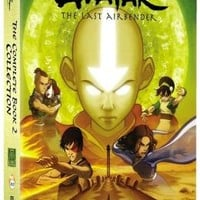 Avatar - The Last Airbender: The Complete Book 2 Collection