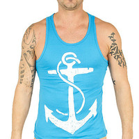 Guys 'Anchor' Graphic Tank