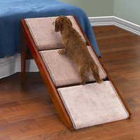 Pet Ramp Staircases | Pet Products | SkyMall