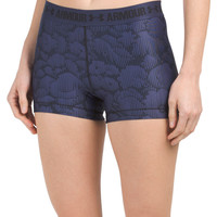 Heatgear Printed Shorty Shorts - Activewear - T.J.Maxx