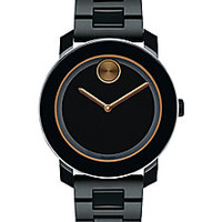 Movado - Bold TR90 Stainless Steel Watch - Saks Fifth Avenue Mobile