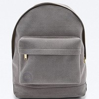 Mi-Pac Suede Backpack in Grey - Urban Outfitters