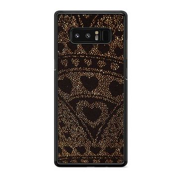 Asos Leggings In Glitter Heart Samsung Galaxy S10 Plus Case | Casefruits