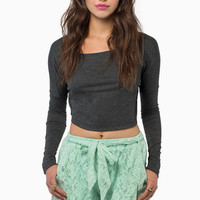 True Harmony Lace Shorts