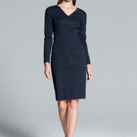 Wabi Sabi Copenhagen figure-slimming signature Dress