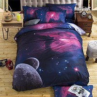 New 3D Universe Outer Space Bedding Sets