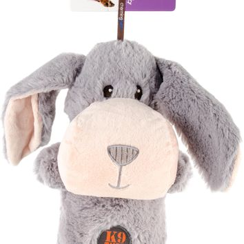 """Charming Pet Puppet Squeaks-Bunny 6""""X6""""X12"""""""