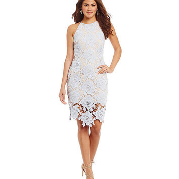 Keepsake True Love Lace Dress | Dillards from Dillard's | The