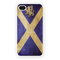 Scottish flag - iPhone 4/4S and iPhone 5 case