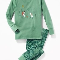 Llama-Graphic Sleep Set for Toddler & Baby | Old Navy