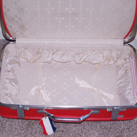 60's Suitcase Vintage American Tourister