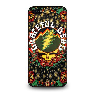 grateful dead iphone 5 5s se case cover  number 1
