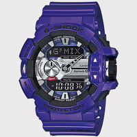 G-Shock Gba400-2A Bluetooth Smart Watch Royal One Size For Men 25415321501