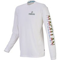 Magellan Outdoors™ Men's Long Sleeve Performance Fish Scales Crew
