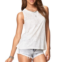 Burnout Muscle Tee | FOREVER21 - 2052287775