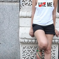 Lick Me Womens Top S-XL Tumblr Streetwear Supreme Melville eat your girl right