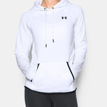 Women's UA Storm Armour® Fleece Icon Hoodie | Under Armour US