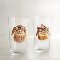 Bunny Face Tumblers
