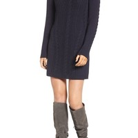 Treasure & Bond x Something Navy Sweater Dress | Nordstrom