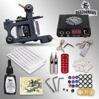 Beginner Tattoo Kit 1 Machine Professional Tattoo Kit