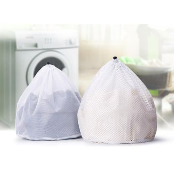 Nylon Laundry and SWIM GEAR Bag Drawstring Mesh