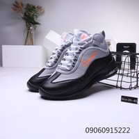 """Nike""Air Max Axis MID Anniversary Style Cushion Pad Fashion Casual Running Shoes"