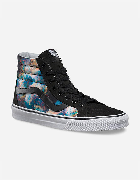e531333ffd53 Vans Nebula Sk8-Hi Reissue Shoes Multi In from Tilly s