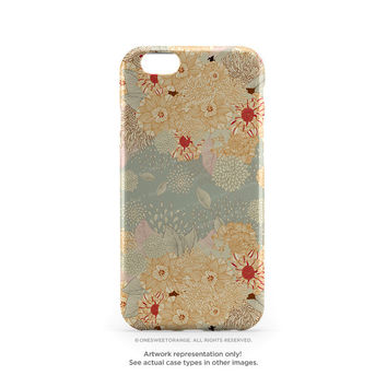 "iPhone SE Case iPhone 6S Plus Case Floral iPhone 5s Case ""Creme de la Creme"" by Iveta Abolina iPhone 6 Case iPhone Case iPhone 6S Case I23"