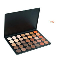 35 Colors Professional Morphe Eyeshadow Palette Womens Gift