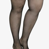 Get back to the basics...with a touch of edge in these black fishnet stockings.
