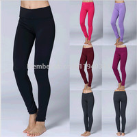 2015 NEW Arrival LuLu Fitness Sportswear Gym Yoga/Running Exercise Pants Capris Leggings