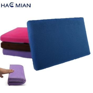 New Soft Comfort Sit Seat Mat Lumbar Pillow Office Chair Car Seat Cushion Bolster Buttocks Tie On Pad for Students