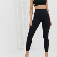 Nike Training Seamless Yoga Leggings In Black at asos.com